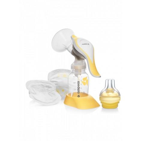 Medela Harmony Breast Pump + Feeding Set