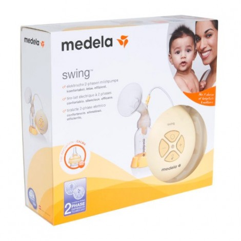 Medela Swing Breast Pump + Pump & Save Bags