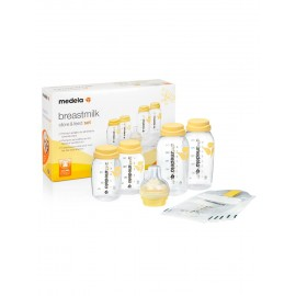 Medela Breast Milk Store and Feed Set