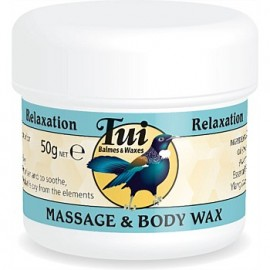 Tui Relaxing Massage & Body Wax (100g)