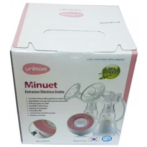 Unimom Minuet LCD Automatic Breast Pump