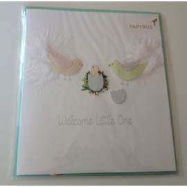 Baby card - Welcome Little one!