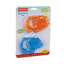 Fisher - Price Luv U Zoo  Water Teether Duo - 2 pack