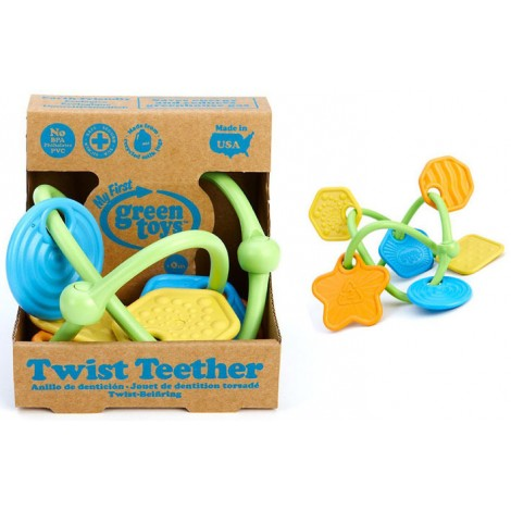Green Toys - Twist Teether - From Birth