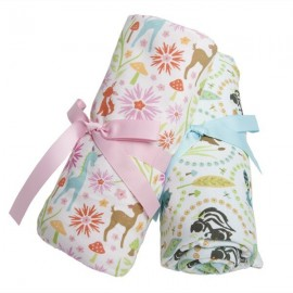 Lily & George Cotton Baby Wrap/Blanket