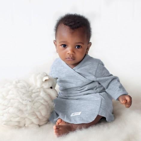 Merino Kids - Merino Gown (Newborn - 3months)