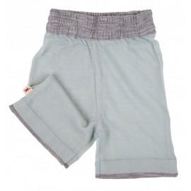 Cocooi Lightweight Merino Shorts -  Green   12 - 24months