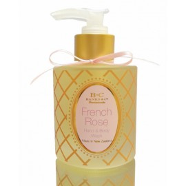 Banks & Co French Rose hand & Body Wash