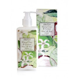 Pacifica Tropical Lime and Coconut Lotion