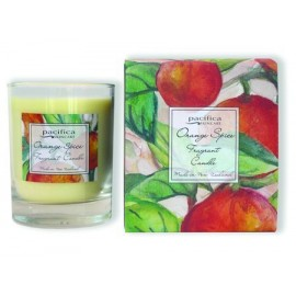 Pacifica Orange Spice Fragnant Candle