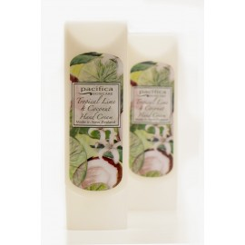 Tropical Lime and Coconut Hand & Nail Cream