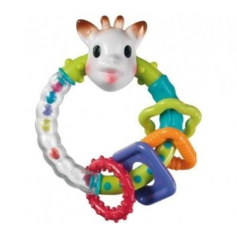 Sophie The Giraffe Multi Textured Rattle from 3+ Months