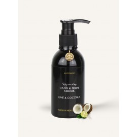 Lime & Coconut Hand & Body Creme 120mls