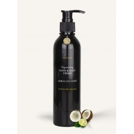 Lime & Coconut Hand & Body Creme 250mls