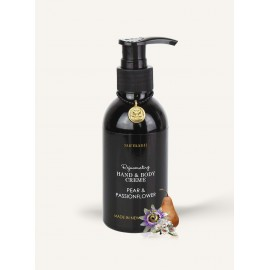 Pear & Passionflower Hand & Body Creme 120mls