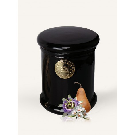 Surmanti Pear & Passionflower Long Burning ECOSOYA Candle