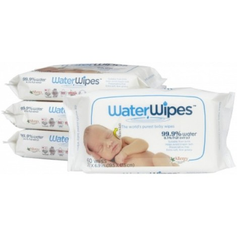 Water Wipes - 4 packs