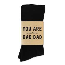 Rad Dad Socks