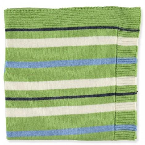 Merino Lambswool Cot Blanket - 4 Colours