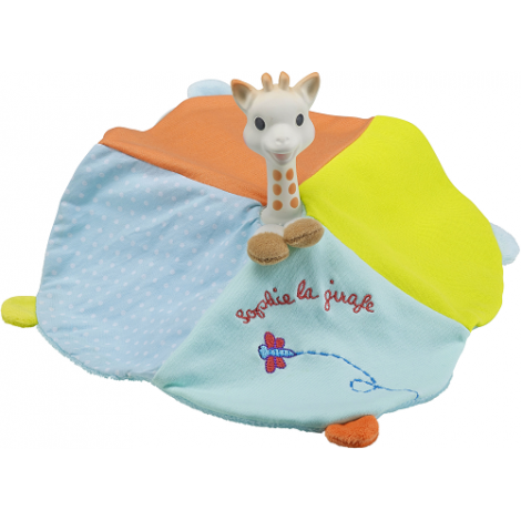 Sophie The Giraffe - Cuddle Nibble Toy - from Birth