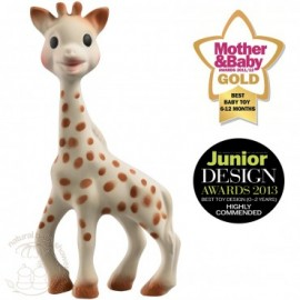 Sophie The Giraffe - 100% Natural Teething Toy